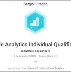 Academy for Ads Google Analytics Individual Qualification