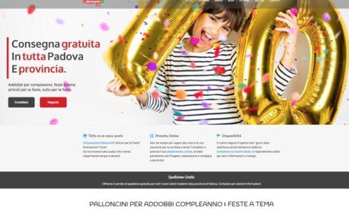 Sito-web-dinamico-feste-compleanni-padova