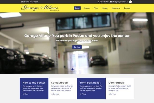Sito-web-multilingua-garage-milano-padova