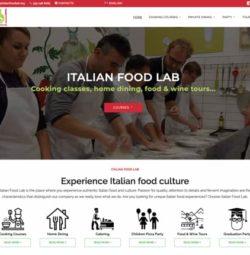 sviluppo-sito-professionale-italian-food-lab